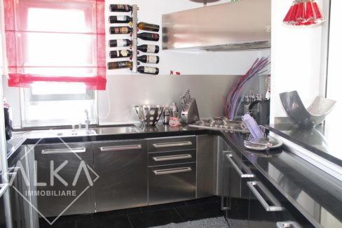 Appartamento Violaangolo cottura