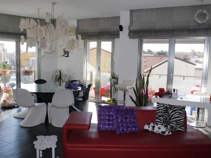 Appartamento Violasalone4 680x510 - Appartamento in vendita ad Alcamo interamente ristrutturato