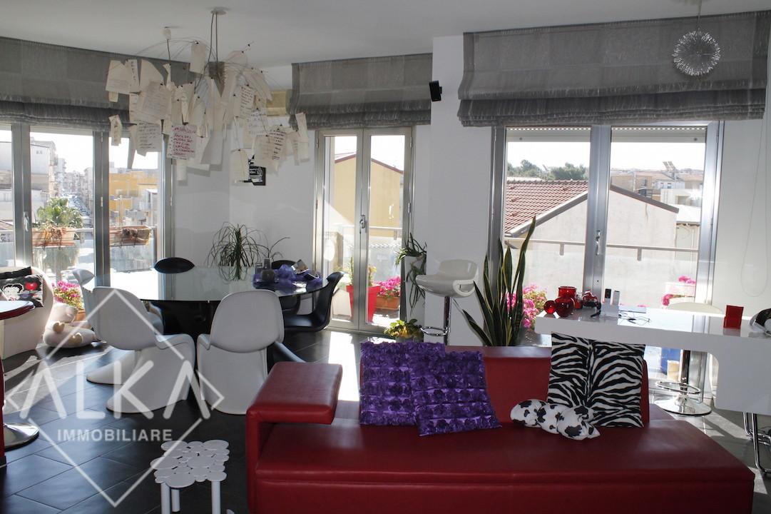 Appartamento in vendita ad Alcamo interamente ristrutturato