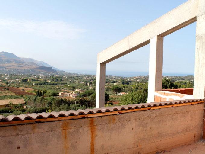 Struttura di Villa Costa Larga Castellammare del Golfo VenditaIMG 7856 680x510 - Casa con terreno Castellammare del Golfo in vendita