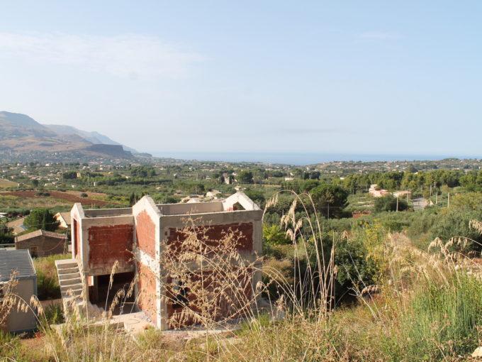 Struttura di Villa Costa Larga Castellammare del Golfo VenditaIMG 7865 680x510 - Casa con terreno Castellammare del Golfo in vendita
