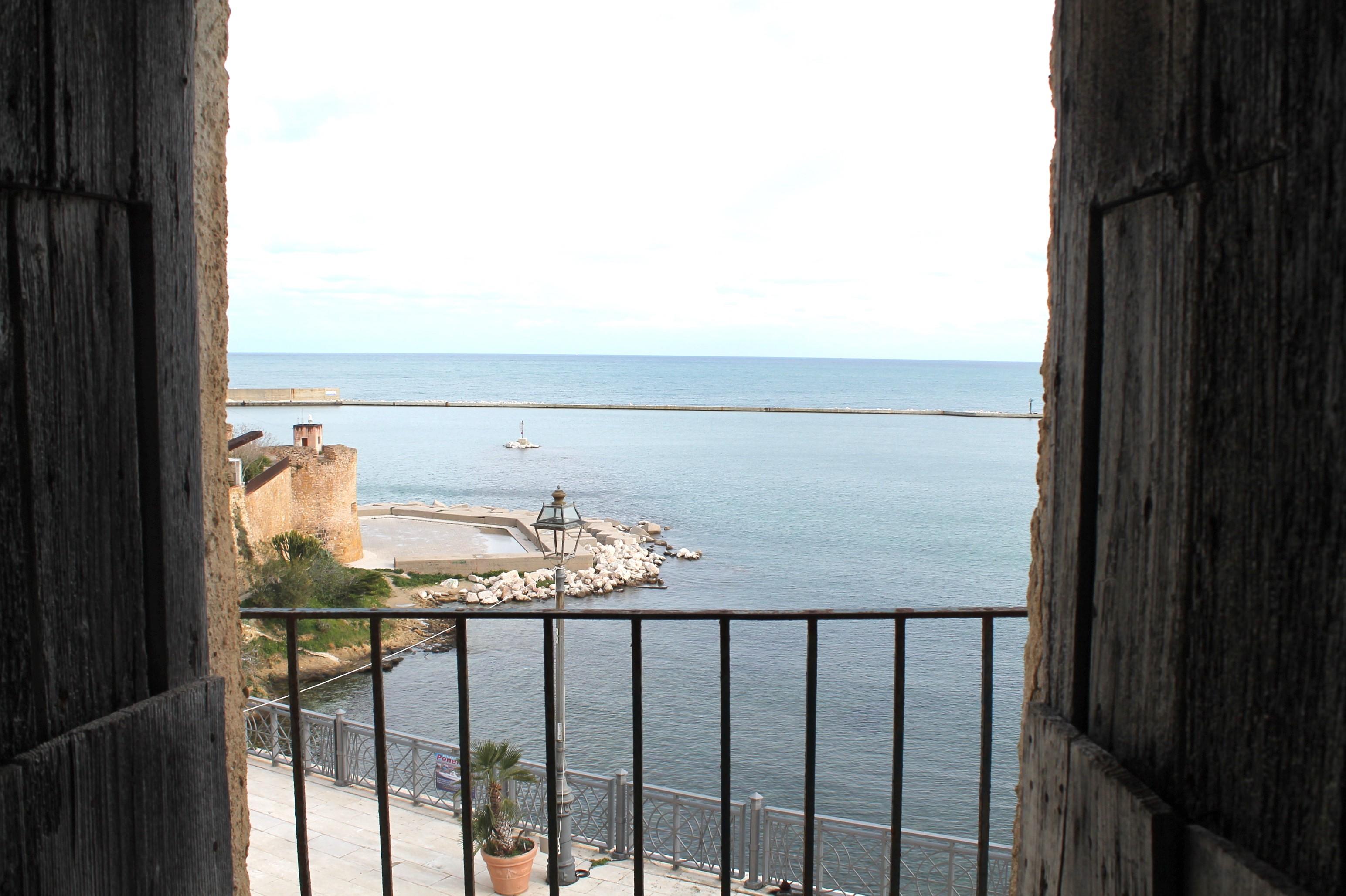 Panoramica casa in vendita a Castellammare del Golfo