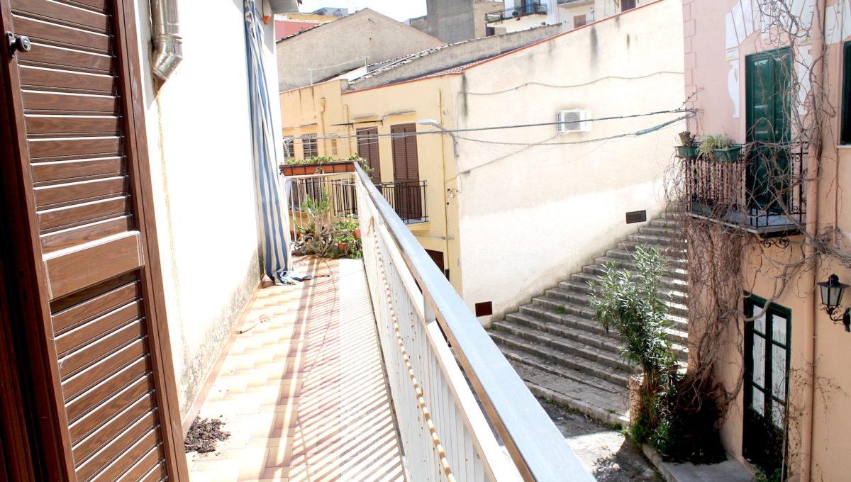 Casa Villa Margherita castellammare del golfo 00 prospetto