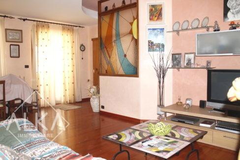 Casa Villa Margherita castellammare del golfo 03 salone