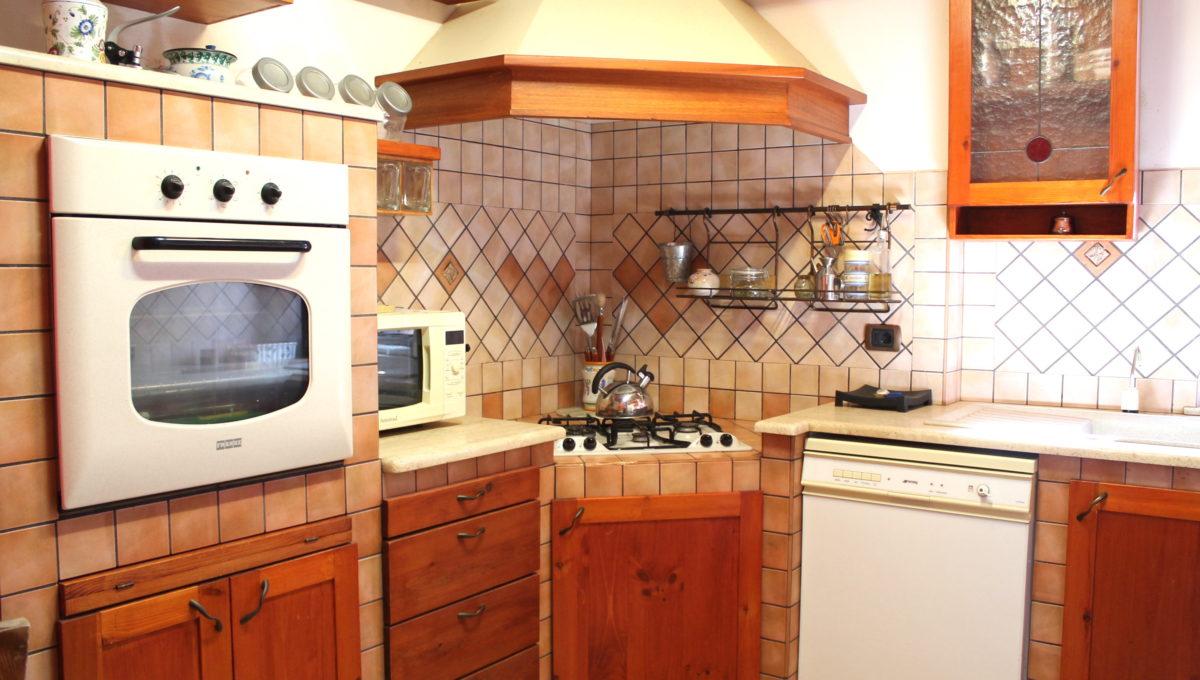 Casa Villa Margherita castellammare del golfo 06 cucina
