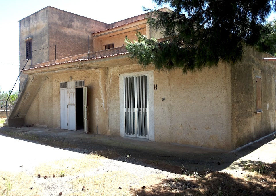 Villa Contrada Molinello Alcamo05 facciata 20150531_120812