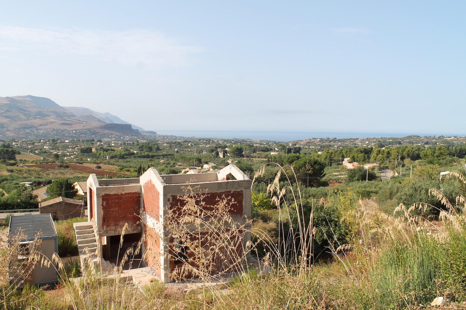 Struttura panoramica in vendita – Contrada Costa Larga