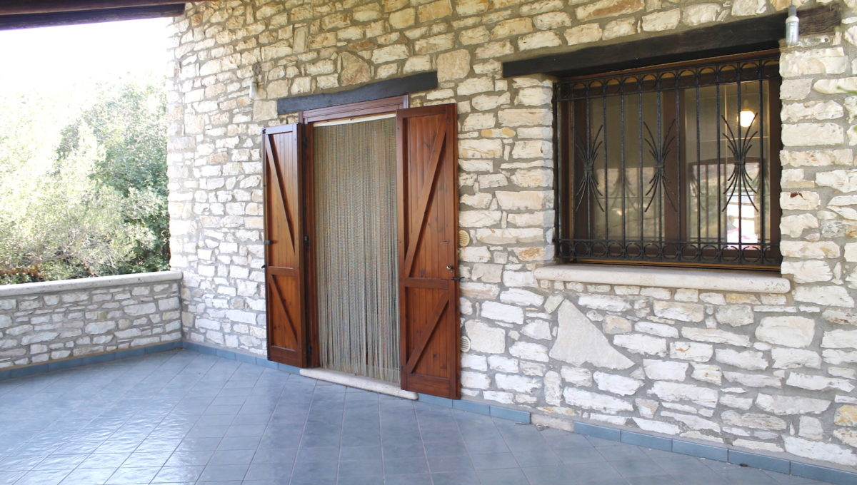 rustico guidaloca11 veranda