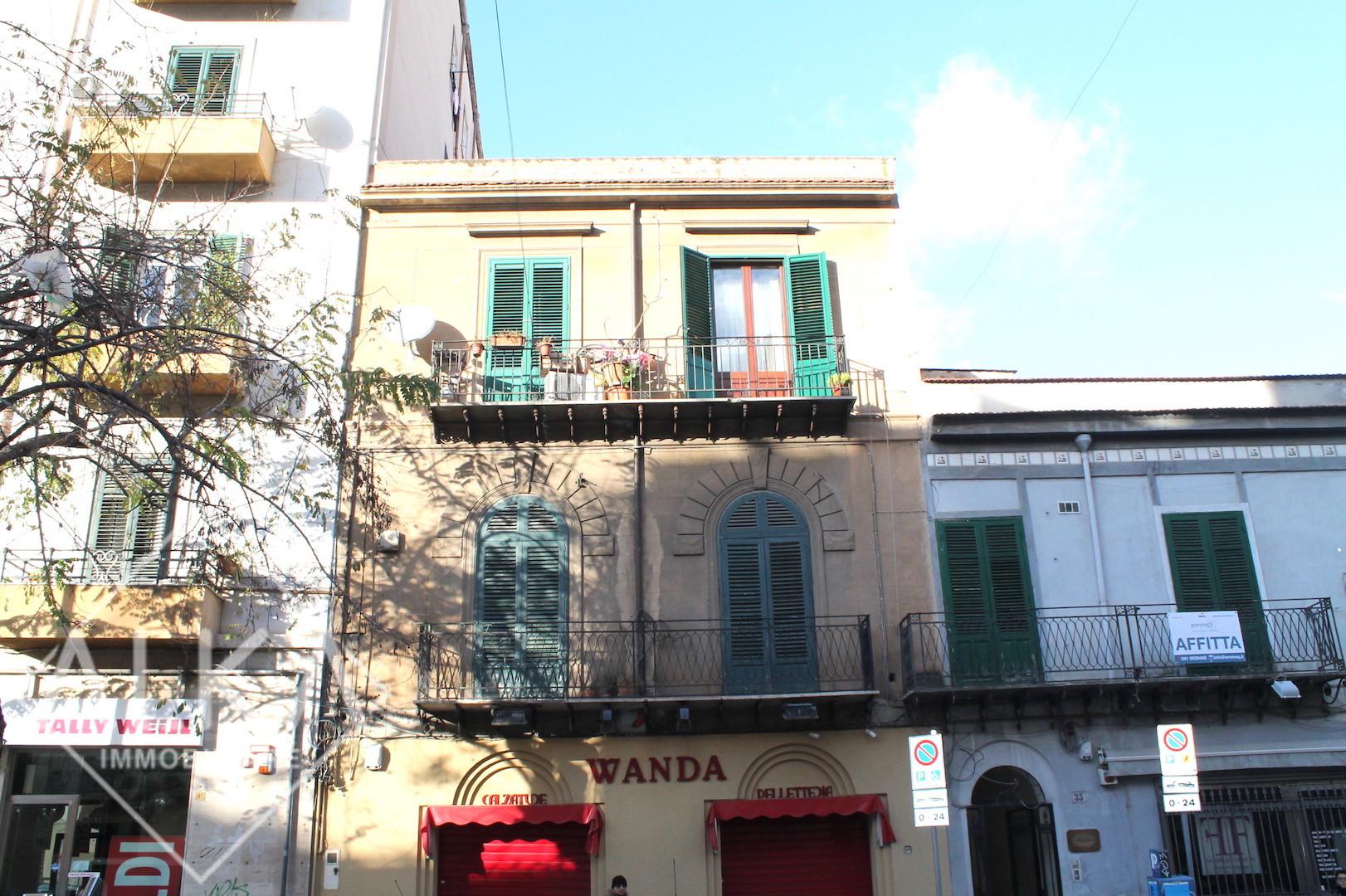Appartamento in vendita a Palermo a pochi passi dal tribunale