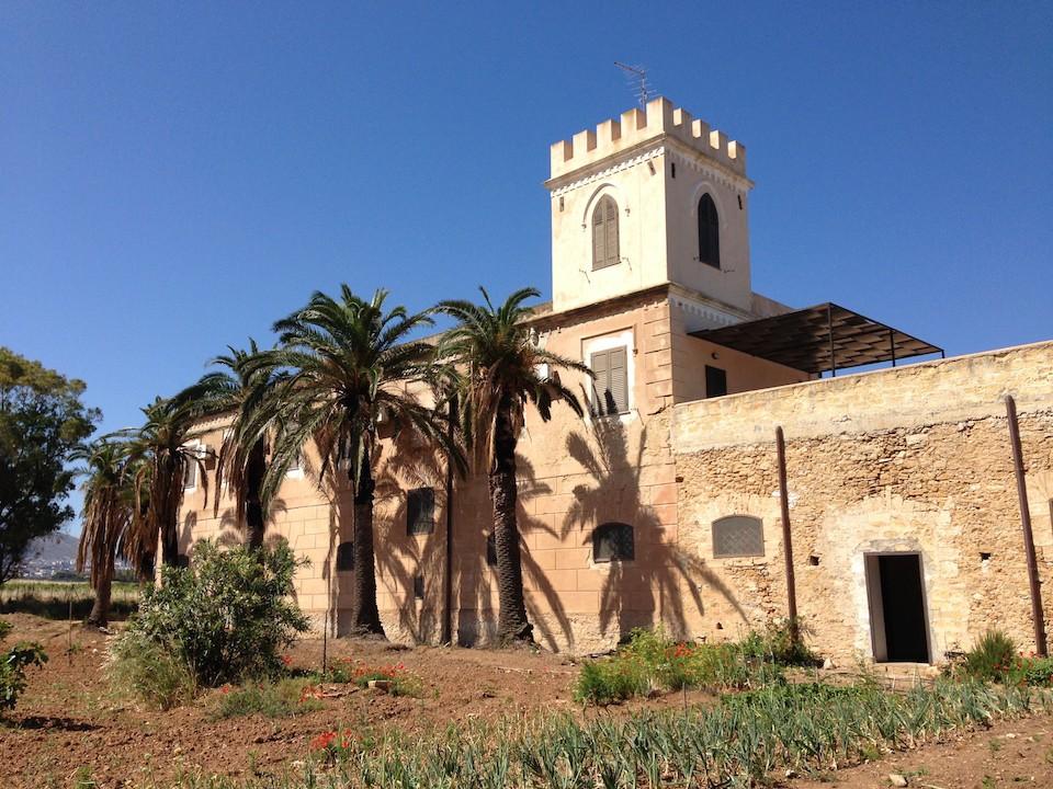 Prestigioso antico Baglio Siciliano in vendita