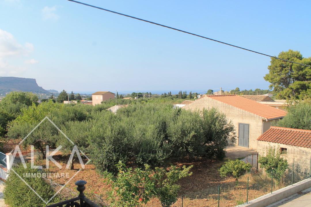 Casa in vendita nelle campagne di Scopello – Fraginesi