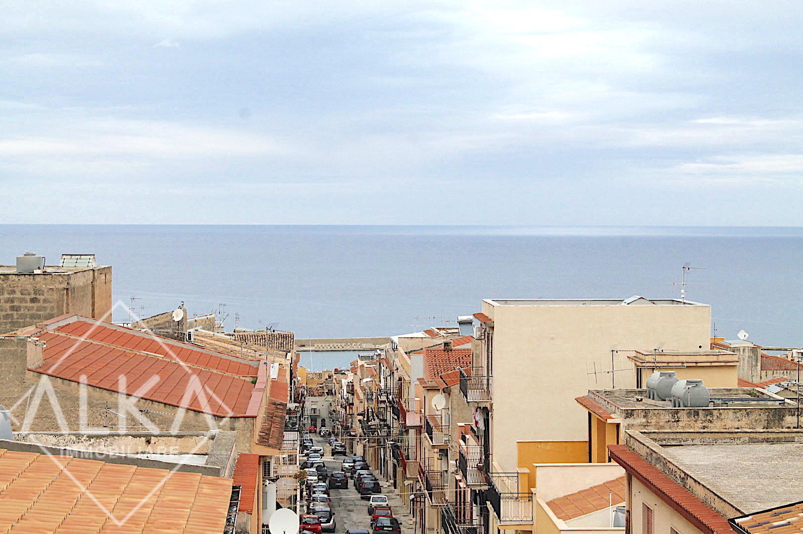 Casa in vendita a Castellammare del Golfo – vista mare