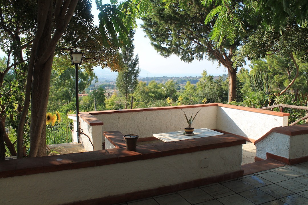 Elegante Villa panoramica in vendita – Castellammare del Golfo