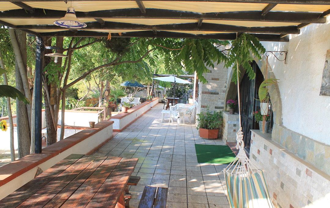 Villa Costa Romita Castellammare del GolfoIMG_0963