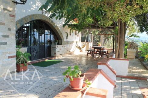 Villa Costa Romita Castellammare del GolfoIMG_0966