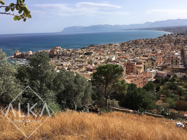 Rustico panoramico in vendita a Castellammare del Golfo
