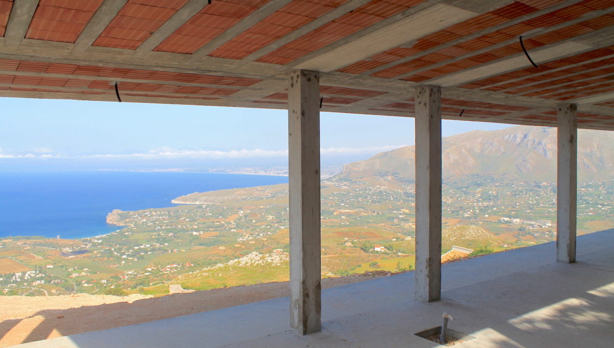 Villa Panoramica sul Monte Sparagio - Visicari (Scopello)IMG_0520