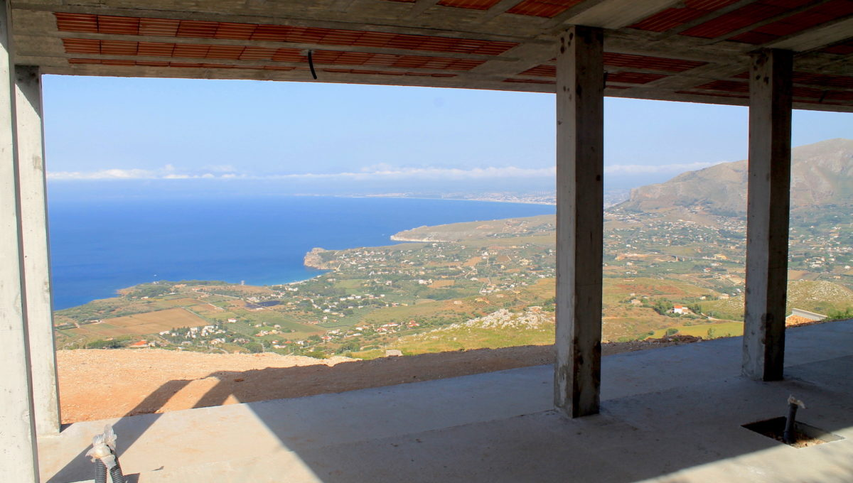 Villa Panoramica sul Monte Sparagio - Visicari (Scopello)IMG_0521