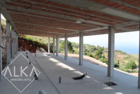 Villa Panoramica sul Monte Sparagio - Visicari (Scopello)IMG_0531