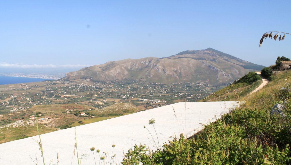 Villa Panoramica sul Monte Sparagio - Visicari (Scopello)IMG_0538