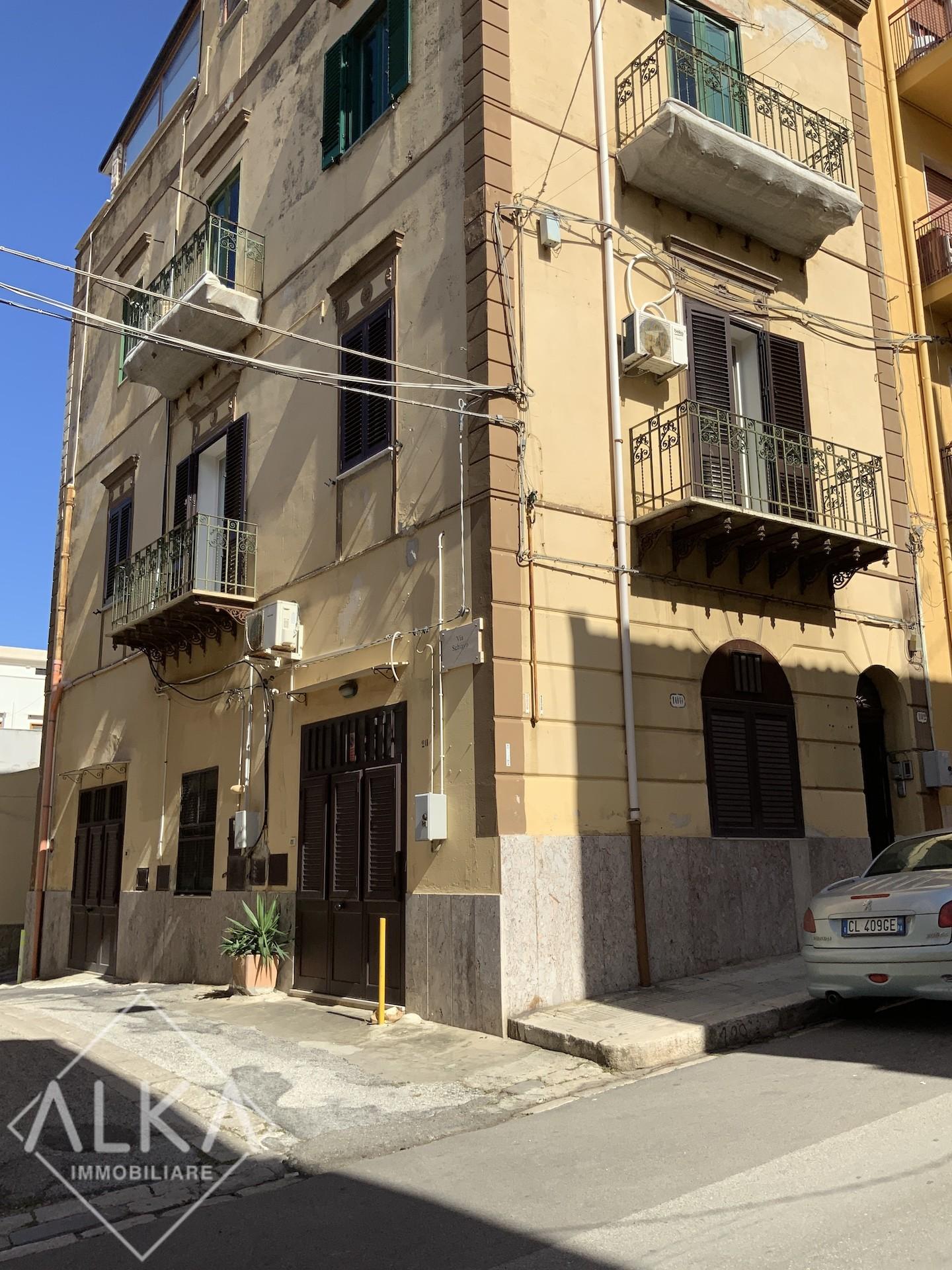 Appartamento in vendita a Castellammare del Golfo – via Roma
