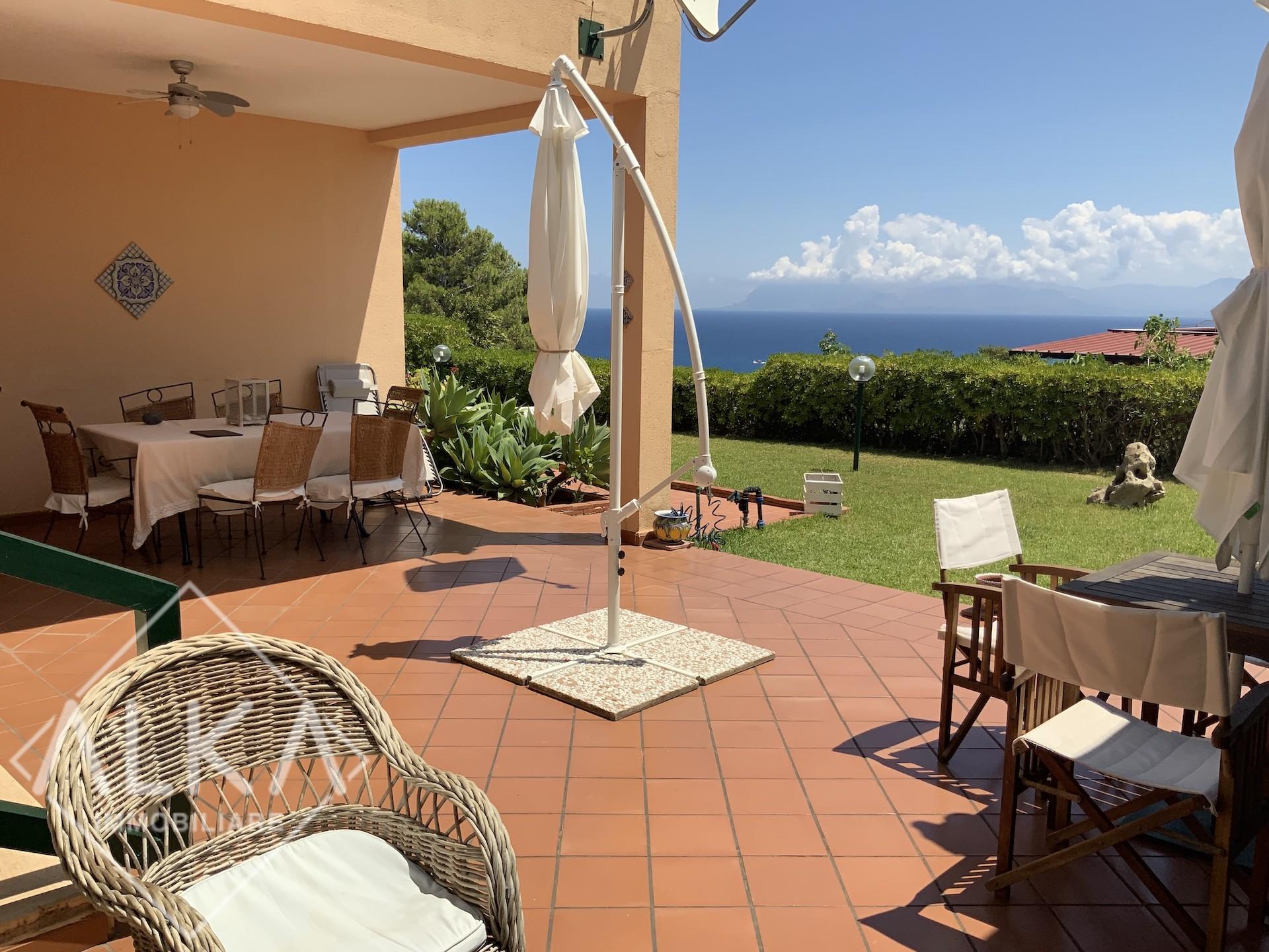 Villa in vendita Scopello – Riserva dello Zingaro