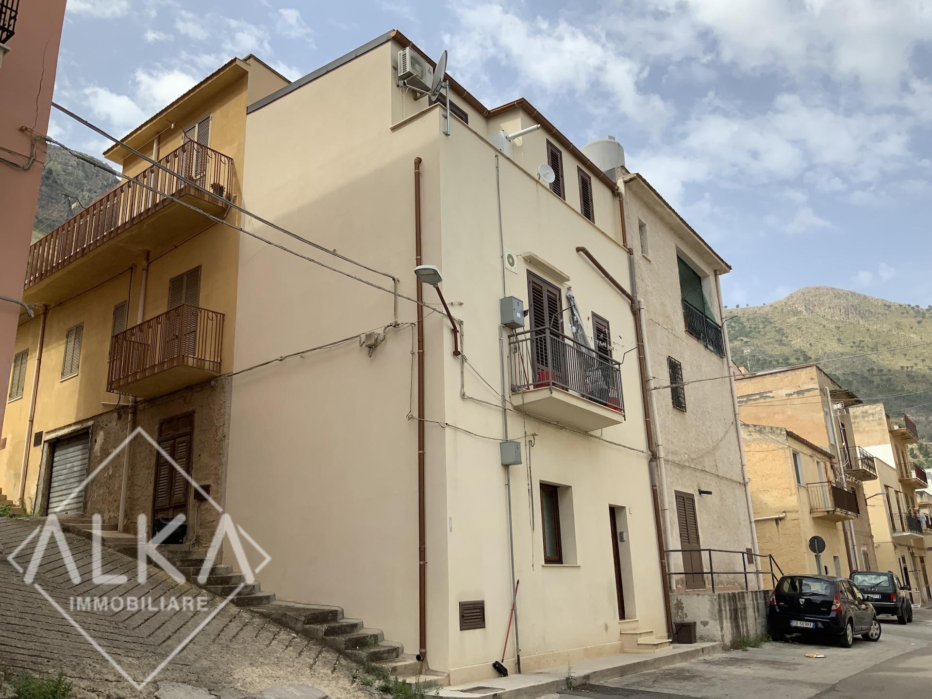 Casa indipendente in vendita Castellammare del Golfo