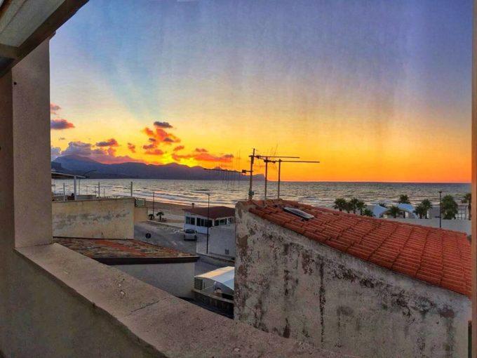 vista 680x510 - Casa indipendente ad Alcamo Marina a soli 30 metri dal mare