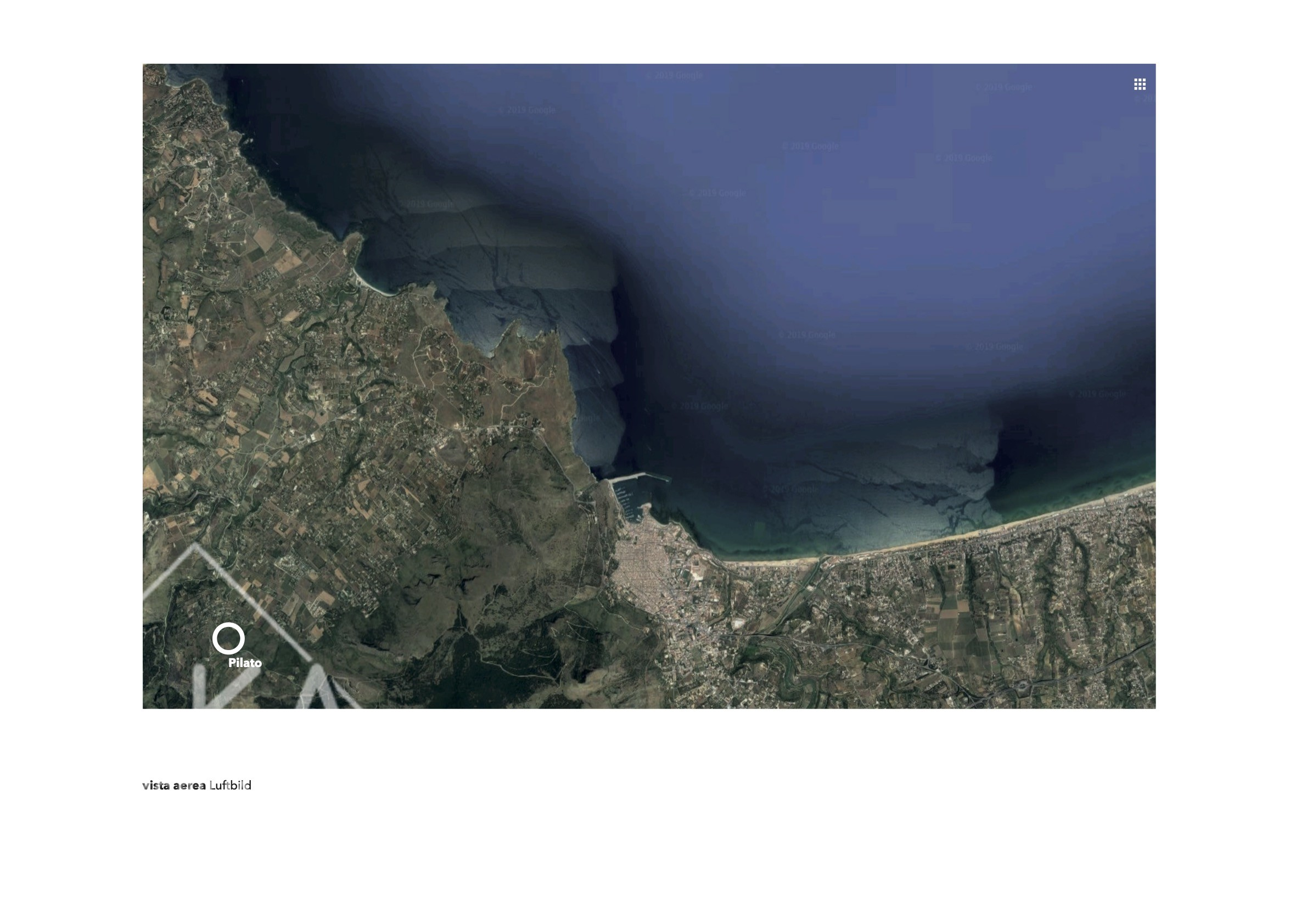 Rustico con terreno sul Monte Inici – Pilato
