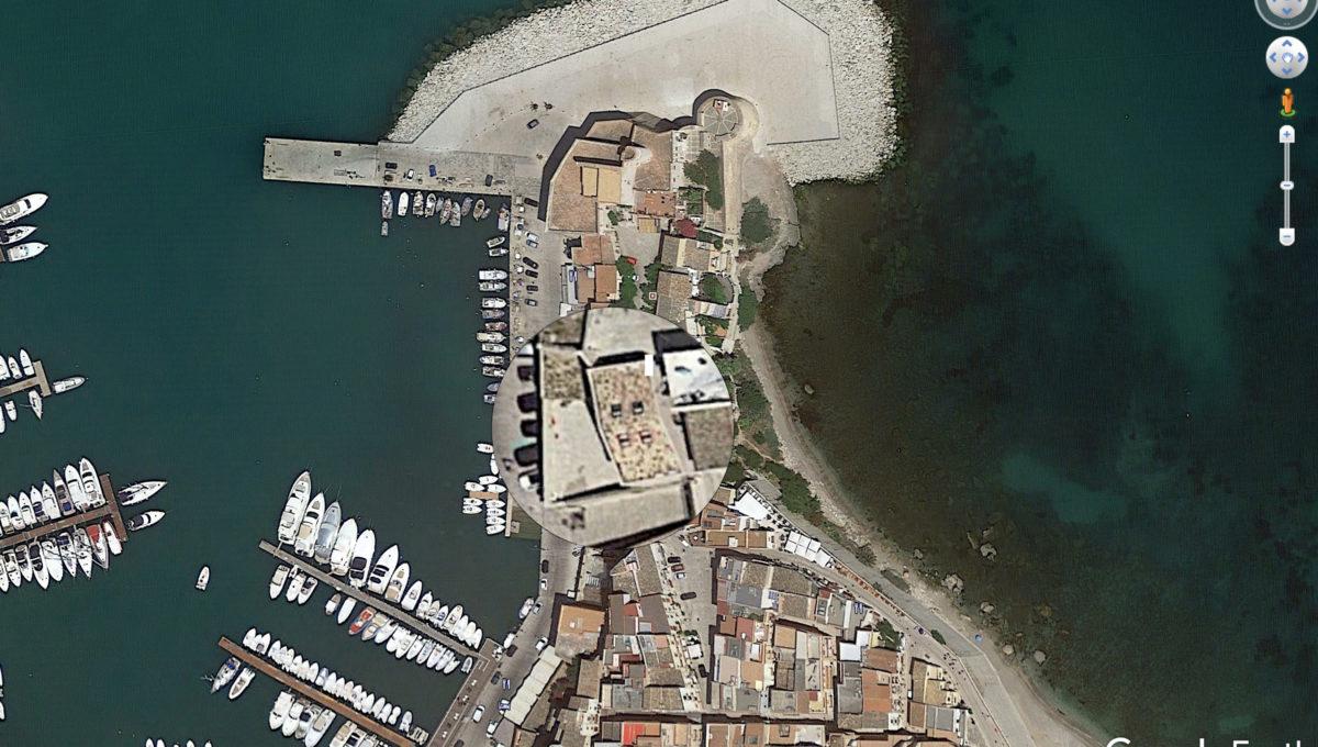 satellite immagine via zagara