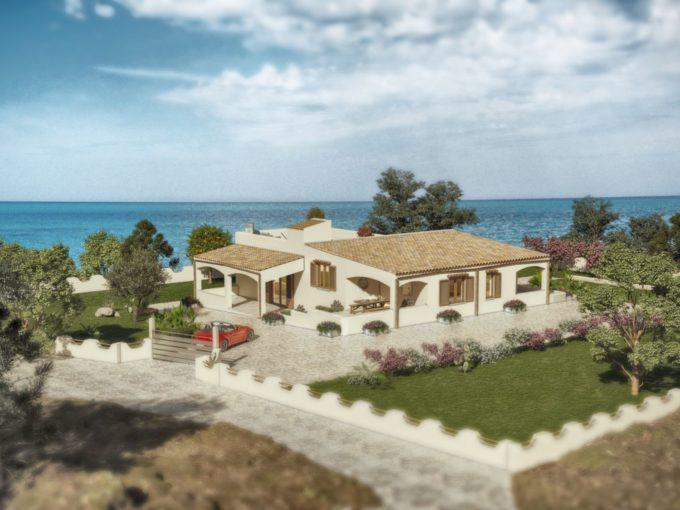 Villa Cala Mazzo di Sciacca